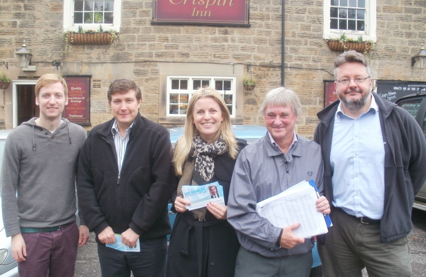 North East Derbyshire Conservatives + Lee Rowley