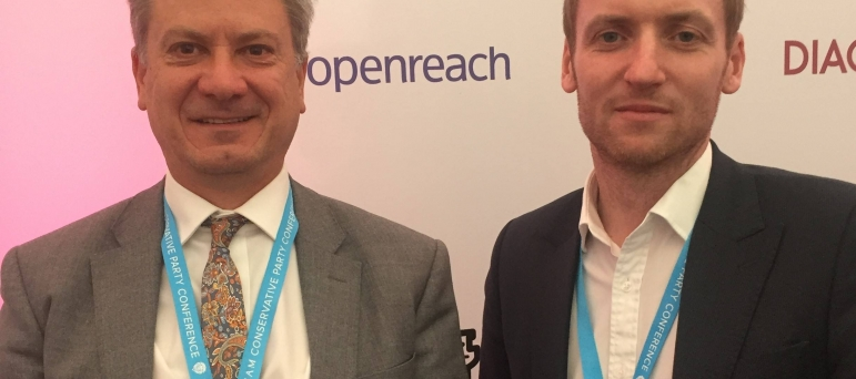 Meeting with Openreach CEO